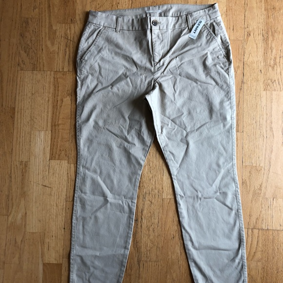 Old Navy Pants - Old Navy khaki skinny pants